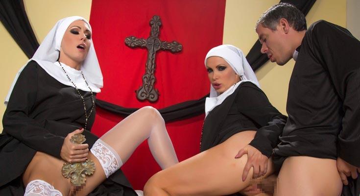 Wird gefickt nonne Wird Im