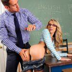 Der strenge Biologielehrer